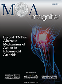 Beyond TNF-α: Alternate Mechanisms of Action in Rheumatoid Arthritis