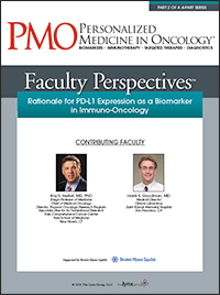 Faculty Perspectives: Rationale for PD-L1 Expression as a Biomarker in Immuno-Oncology