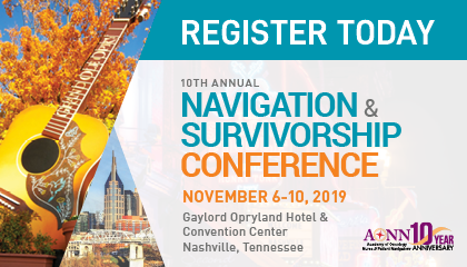 Annual AONN+ Navigation & Survivorship Conference