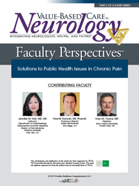 Faculty Perspectives in Chronic Pain: Solutions to Public Health Issues in Chronic Pain